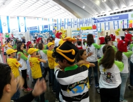 FLL OEC 2016 party