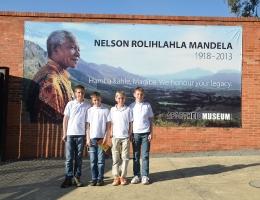 RoboSončki v Južni Afriki